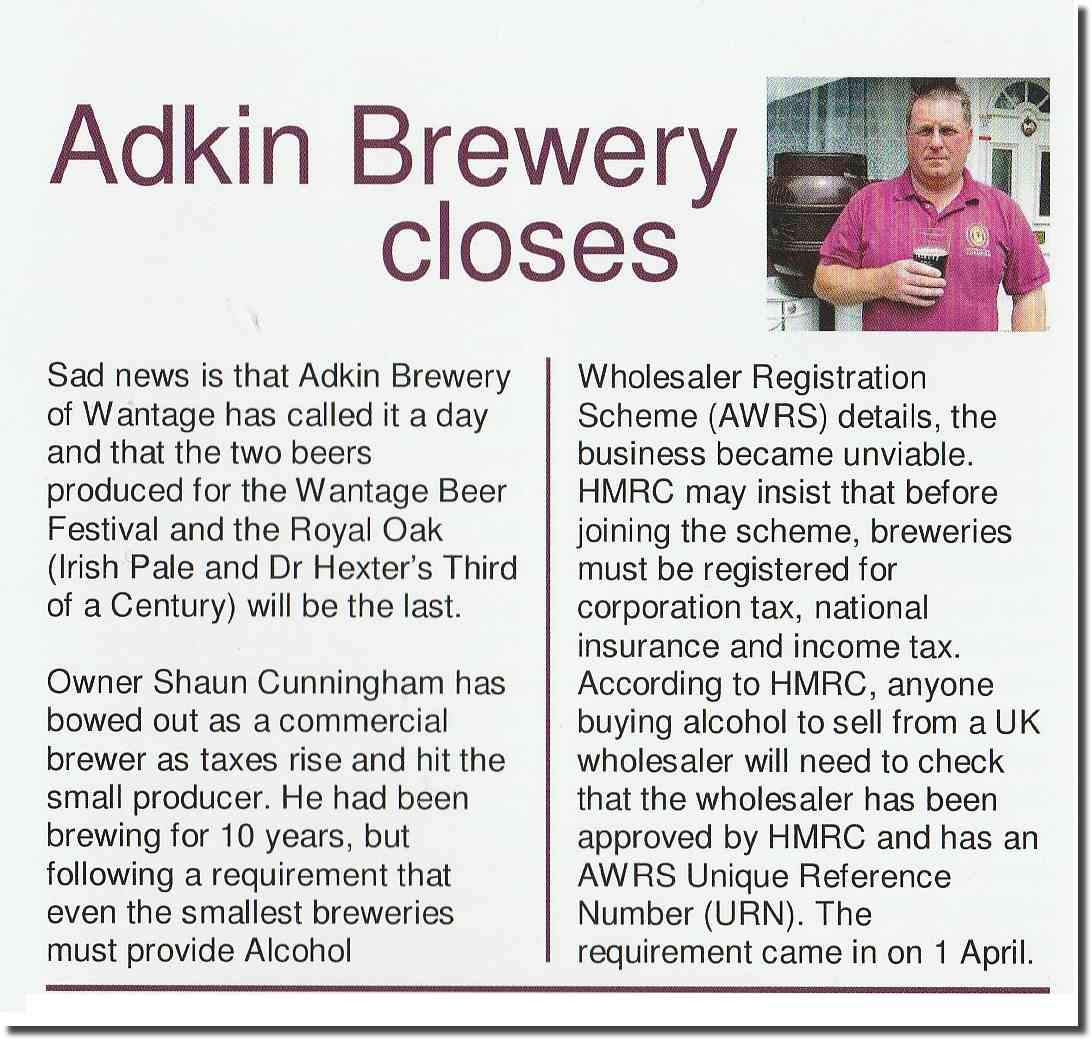 AdkinBreweryClosureNotice2017